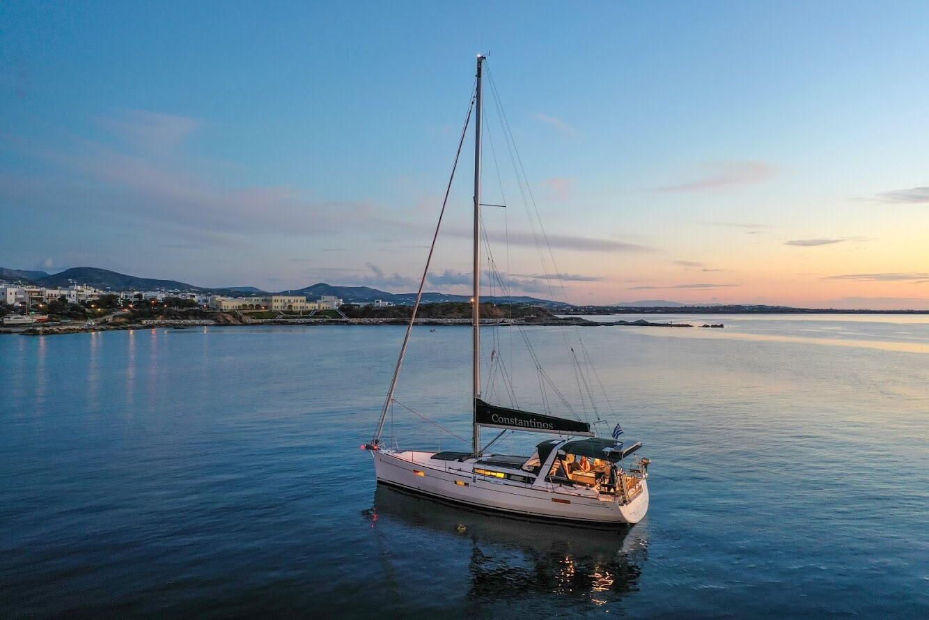 """Private Morning Charter - Beneteau Oceanis 45 """"Constantinos"""""""